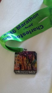 The Finisher Medal